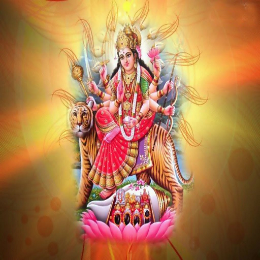 Maa Durga Wallpaper Photo 娛樂 LOGO-玩APPs