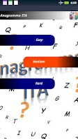 Screenshot of Anagramma ITA