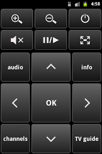 IP-TV Player Remote - screenshot thumbnail