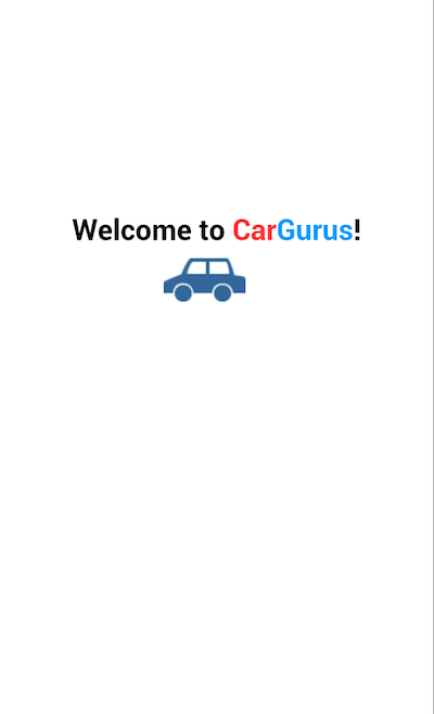 CarGurus - screenshot