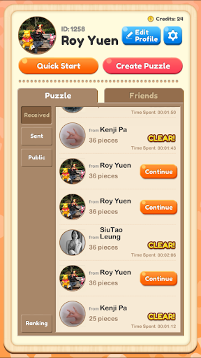 玩解謎App|Piczle - social puzzle game免費|APP試玩