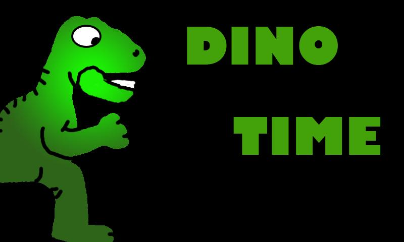 Dino Time Reading for Kids - screenshot