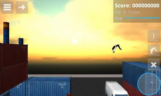 Backflip Madness- screenshot thumbnail