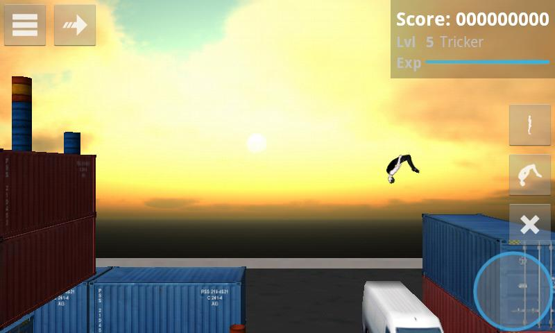 Backflip Madness- screenshot