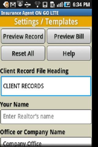 Insurance Agent ON GO PRO- screenshot