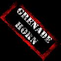 Jersey Shore Grenade Horn logo