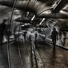Tunnel Vision by Shahrul A Hamid - People Street & Candids (  )