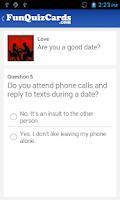 Screenshot of Fun Personality Quizzes