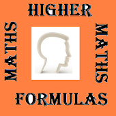 Higher Maths Formulas