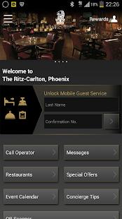 The Ritz-Carlton Hotels - screenshot thumbnail