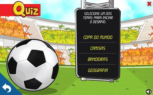 Países da Copa 2014- screenshot thumbnail
