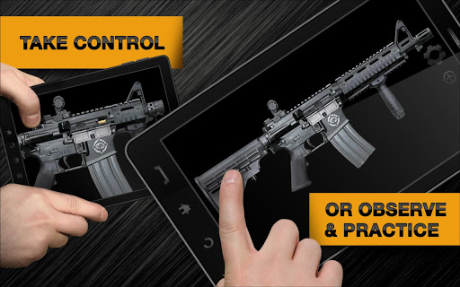 Weaphonesu2122 Gun Sim Free Vol 1 2.4.0 screenshots 6