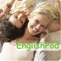 EnglishPodcast for Learners logo