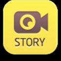 카카오스토리 동영상 icon