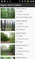 Screenshot of Woodlands.co.uk