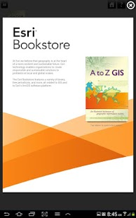 Esri Bookstore - screenshot thumbnail