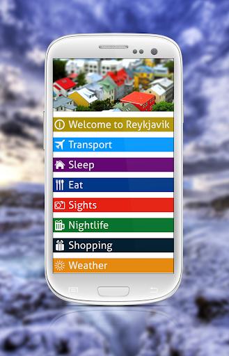 Trippa Reykjavik Travel Guide