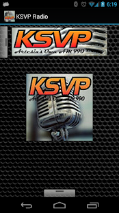 KSVP Radio - screenshot thumbnail