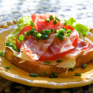Savory French Toast BLTs.