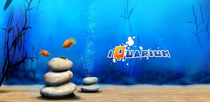 iQuarium - карманный аквариум для андроид