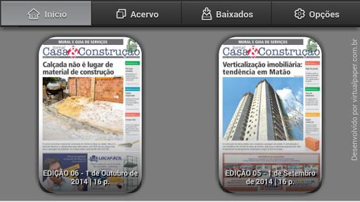 Jornal Casa Construção