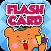 Dr Kids Flash Cards - English