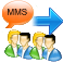 Group SMS&MMS + Forward/Twitt logo