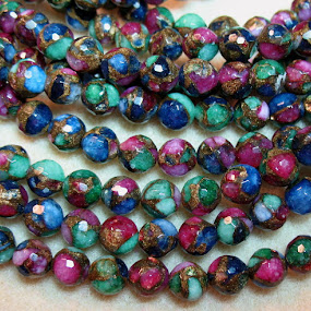 Gemstones beads by Janet Skoyles - Artistic Objects Jewelry (  )