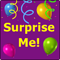 Surprise Me! Network logo