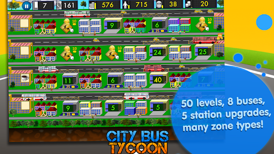 City Bus Tycoon- screenshot thumbnail