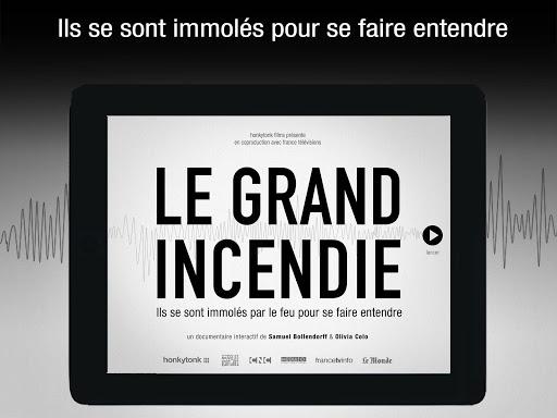 LE GRAND INCENDIE