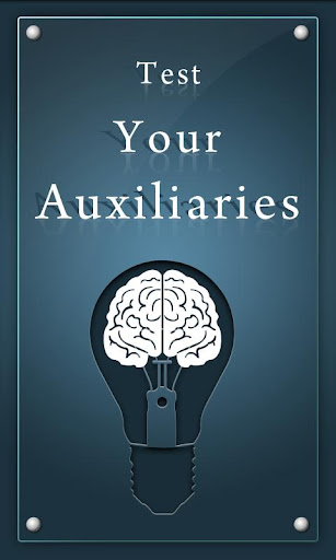Auxiliaries.