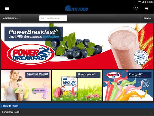 【免費購物App】Multi-Food-APP點子