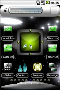 LightShip Theme- screenshot thumbnail