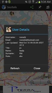 GeoSafe- screenshot thumbnail