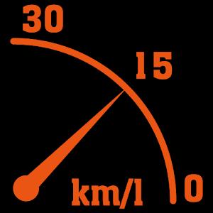 即時油耗 (需藍牙 OBD II 讀取器) 交通運輸 App LOGO-硬是要APP