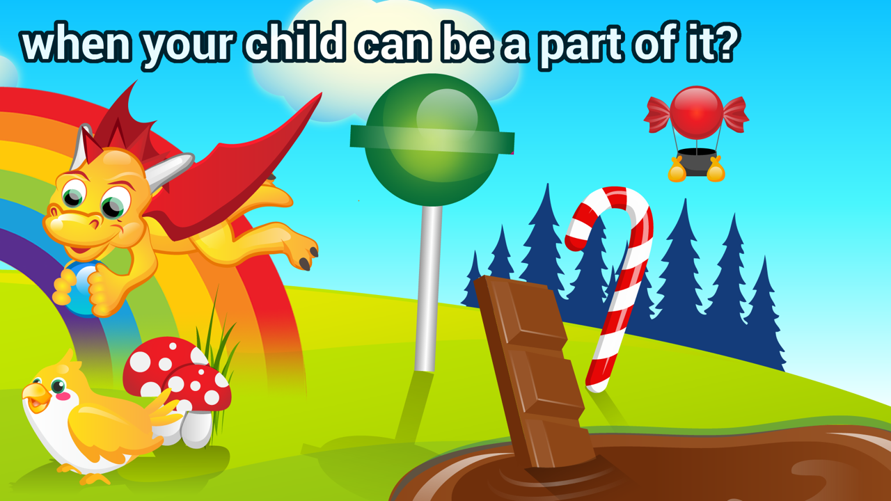 Candy Dragons Adventures Free - screenshot