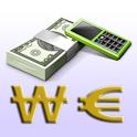 유로 계산기 - 환율 계산기 icon