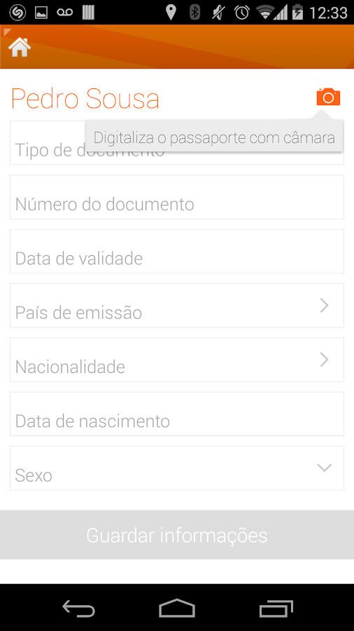 easyJet– captura de ecrã