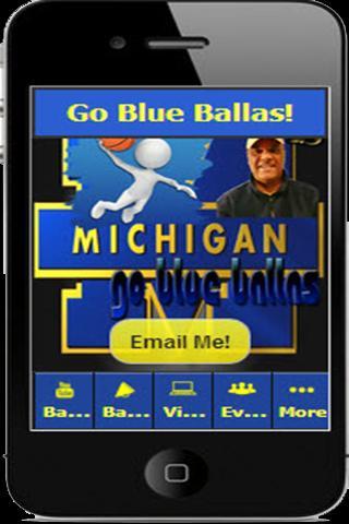 Go Blue Ballas