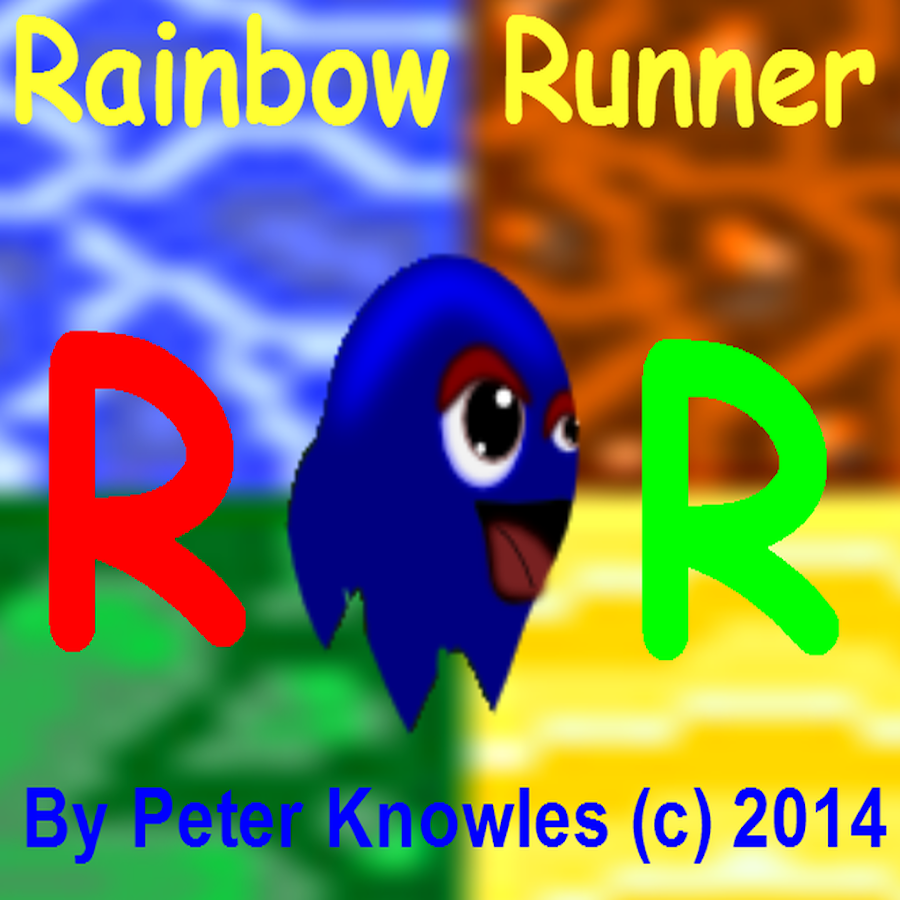 Rainbow Runner - screenshot