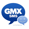 GMX SMS mit Free Message logo