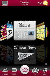 Central Michigan University - screenshot thumbnail