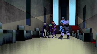 Teen Titans:S1E01-Final Exam