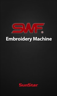 SWF Embroidery Machine - screenshot thumbnail