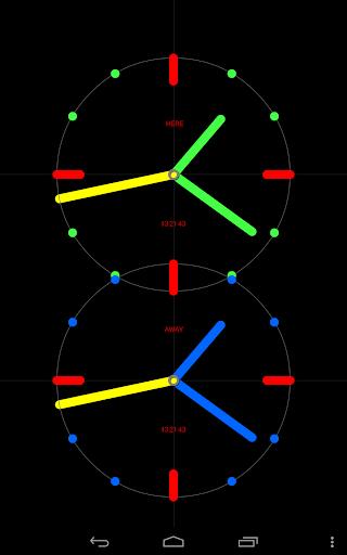 玩個人化App|工藝品時鐘系列,LWP免費|APP試玩
