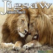 Jigsaw Animals Planet 2