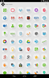Ivory - Icon Pack Screenshot 5
