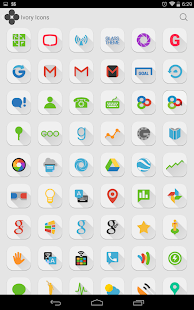 Ivory - Icon Pack Screenshot 10
