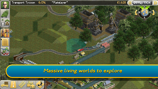 Transport Tycoon- screenshot thumbnail